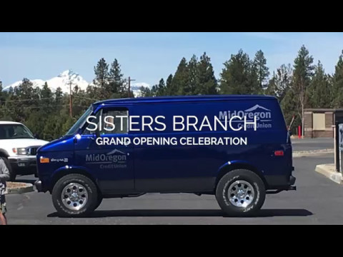 Sisters Grand Opening Video