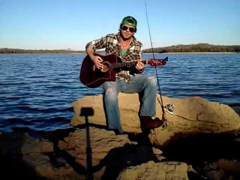 """(The Hell With It) I'm Goin' Fishin'"" Daniel Dean"