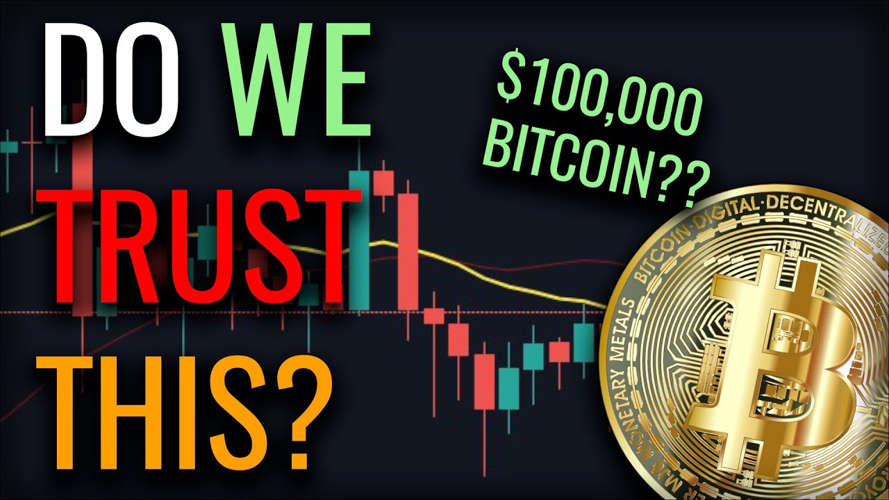 THIS CHART CALLS FOR $100,000 BITCOIN IN EXACTLY ONE YEAR! WILL THAT HAPPEN??
