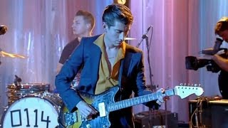 Arctic Monkeys - Mad Sounds (Live)
