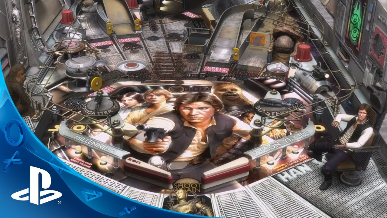 Star Wars Pinball: Four New Tables This Spring