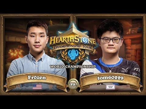 HearthStone Final 2017 HCT World Championship