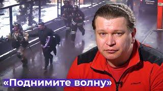 Полное интервью Александра Ананьева. Зимняя вишня