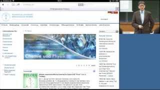 preview picture of video 'Rechnernetze, Professor Froitzheim, Vorlesung 23, 15.01.2014'