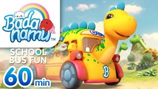 School Bus Fun | Badanamu Compilation