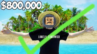 If MrBeast Comment This Video, I Will Buy Him a Private Island