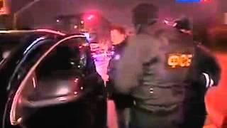 Спецназ ФСБ и клоуны на дорогах (Вдв/Полиция/нарушитель)