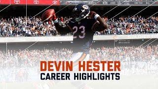 Devin Hester Career Highlights | NFL Now