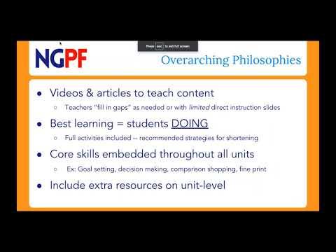 Ngpf Answer Key Semester Course - XpCourse