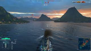 World of Warships 2018 Линкор.