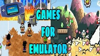 Top 16 Gameboy Advance Games on Android I My Boy! Emulator