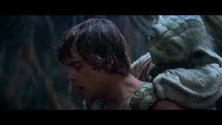 Master Yoda Quote (FORCE) | Star Wars V - The Empire Strikes Back (1980)