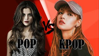 KPOP Vs POP