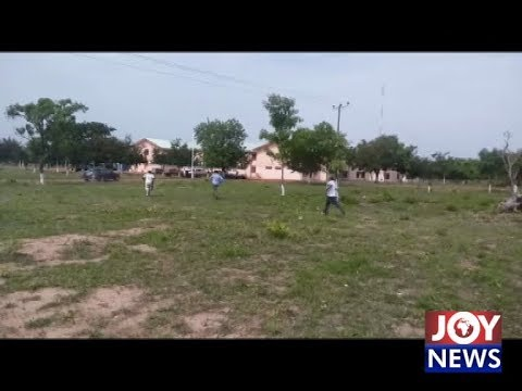 Wa Poly Rector escapes from lecturers to save his life on JoyNews (9-4-18)