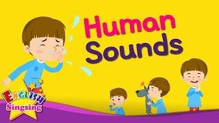 Kids từ vựng - Âm thanh Nhân - âm thanh bắt chước