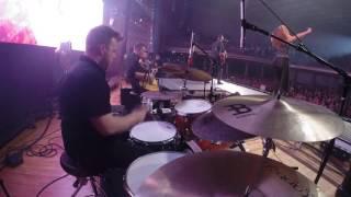 Aaron Shust - Ever Be (Drumcam)