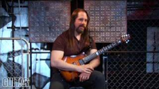 John Petrucci Guitar Lesson - Black Clouds & Silver Linings