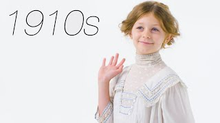 100 Years Of Girls Clothing | Glamour
