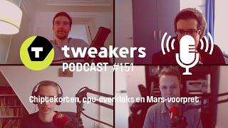 Tweakers Podcast #151 - Chiptekorten, cpu-overkloks en Mars-voorpret