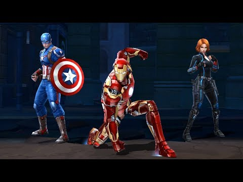 Marvel Future Fight - New Uniforms Marvel's Avengers: Infinity War