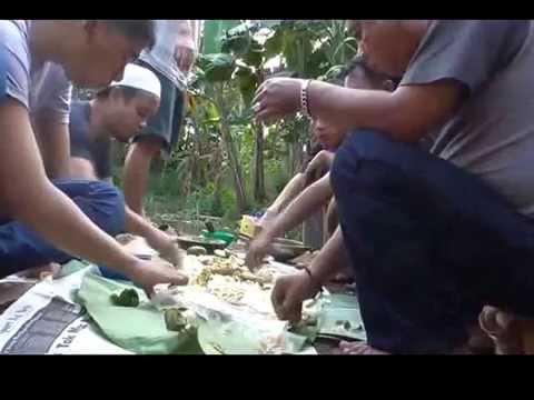 Video Makan Besar Nasi Liwet - Ahli Leuleub