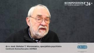 Kiedy można podejrzewać uzależnienie od alkoholu - wyjaśnia dr med. B. Woronowicz