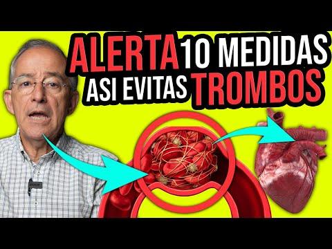 Así Se Evitan Los Coágulos En Sangre o Trombosis