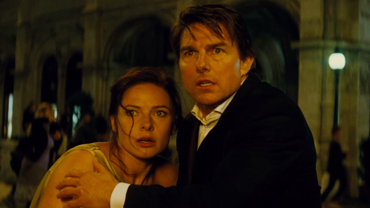 Movie Trailer:  Mission: Impossible – Rogue Nation (2015)