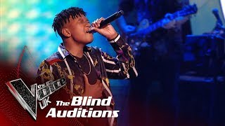 Gabriel Dryss' 'Treasure' | Blind Auditions | The Voice UK 2019