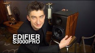 Активная акустика Edifier S3000 Pro: деревянные бока без проводов