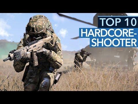 Top 10 der Hardcore-Shooter - Was ist euer Favorit?