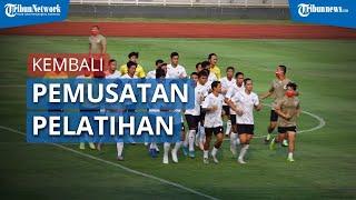 Timnas Indonesia Kembali Lakukan Pemusatan Latihan