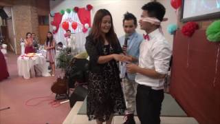 Karen Wedding ( Funny Game ) 2016