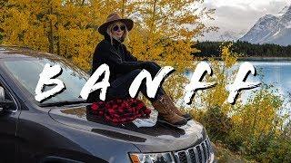 ALBERTA ROAD TRIP - BANFF 🐻👈🏼