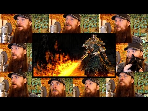 Man With The Voice Of An Angel Sings Dark Souls Acapella