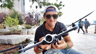 GoPro DRONE(Karma). Кейси Нейстат на русском