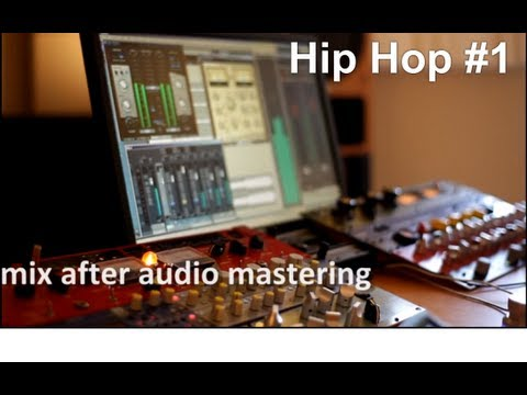 Audio Mastering Sample