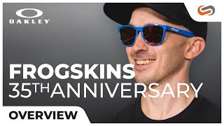 Oakley Frogskins 35th Anniversary