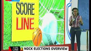 Scoreline: Paul Tergat elected as the NOCK President