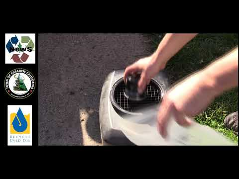 Northern Recycling and Waste Services - Recycle Motor Oil