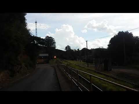 Trem com GDT vazio passando por Barão de Cotegipe maquinista gente boa deu um salve