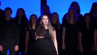 "MVHS 2016 Advanced Choir ""Light of a Clear Blue Morning"""