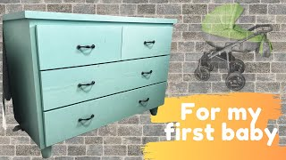 How I Made A Baby Dresser // Nursery Furniture // Woodworking