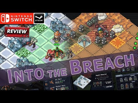 Into the Breach – SHOP SMART REVIEW (Enhanced Wars) video thumbnail