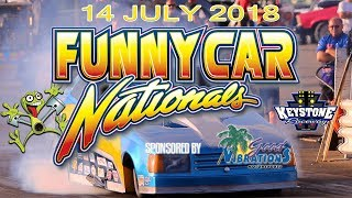 Good Vibrations Motorsports 11th Annual Funny Car Nationals, Part 1