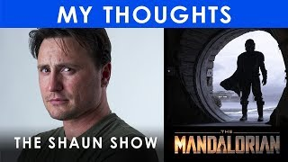 My Thoughts   The Mandalorian Celebration Footage