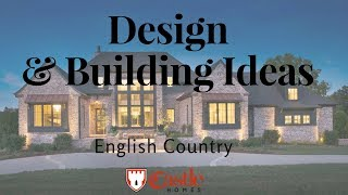 English Country Building & Design Inspiration - Castle Homes