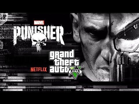 The Punisher |How it started| (GTA 5 Machinima) - MC PRODUCTION