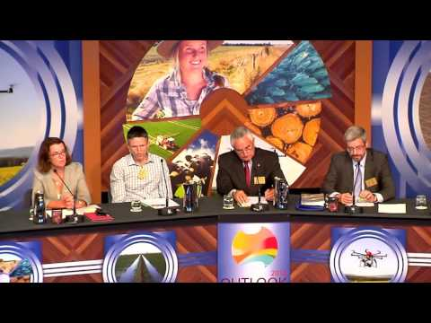 The future of agriculture — resilient industries and communities: panel discussion