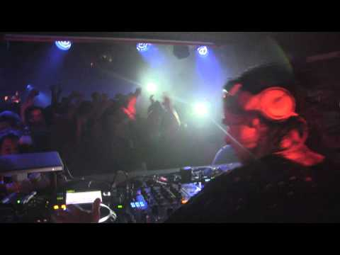 SKRILLEX - HEATED BE COOL @ SALA BE COOL BARCELONA -